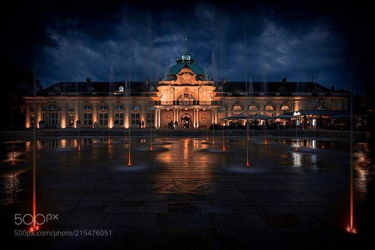 Kaiserpalais II by stephanlampenscherf