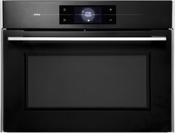 ATAG MAGNA multifunctionele oven met magnetron CX4574M