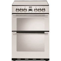 Stoves Sterling Mini Range 60cm Electric Cooker with Induction Hob in Stainless steel