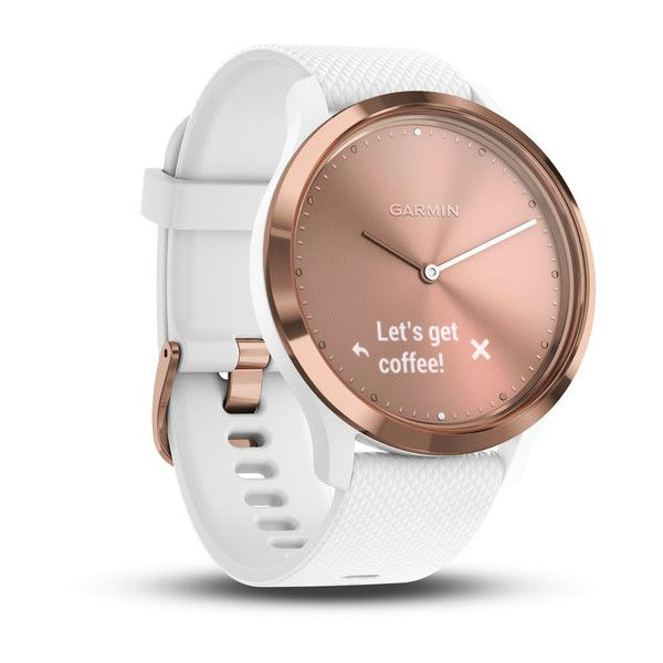 Vivomove Hr With Images Smart Watch Smartwatch Features Garmin
