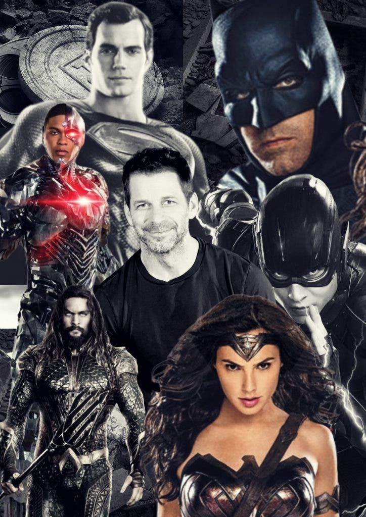 The Story Of Zack Snyder S Justice League Risen Fallen Reborn In 2021 Justice League Justice League Villain Batman Wonder Woman