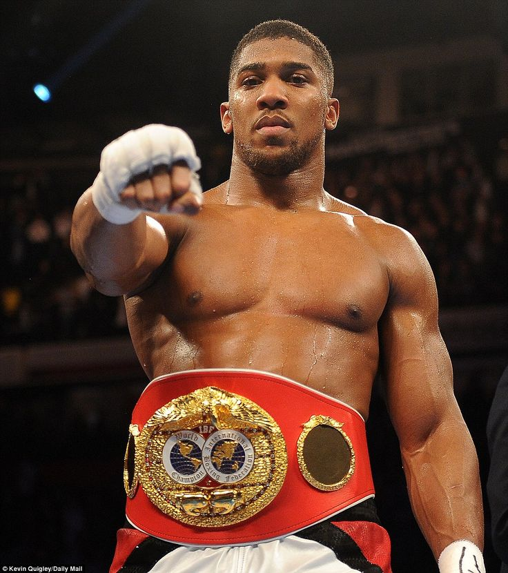 Joshua dominated over three rounds and provided the knockout blow that the Wembley crowd wanted