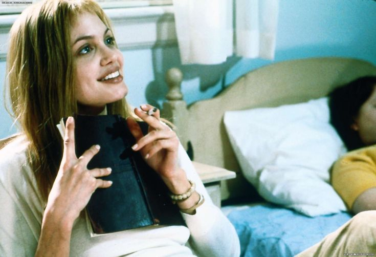 Angelina Jolie, Girl Interrupted