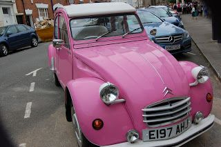 Life of Tabitha BLOG:  Our day in Warwick