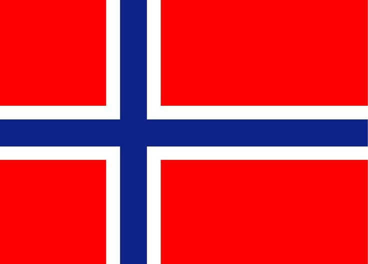 Noorse vlag.