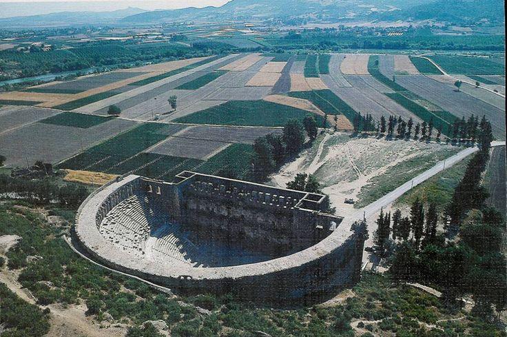 Aspendos theatre Antalya, Turkey #Tourist, #Attractions, #Antayla, #Turkey, #theater, #Travel