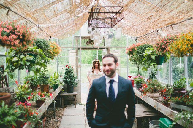 Pennsylvania Backyard Wedding: Katie + Ryan | Green Wedding Shoes Wedding Blog | Wedding Trends for Stylish + Creative Brides