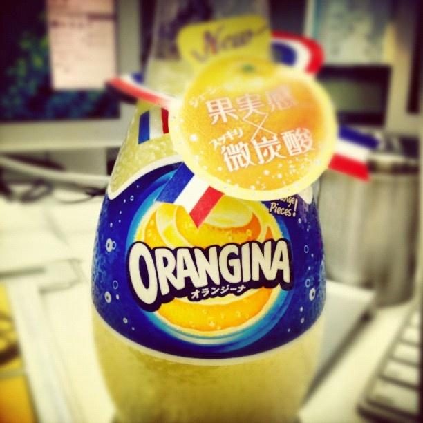ORANGINA - @hax- #webstagram