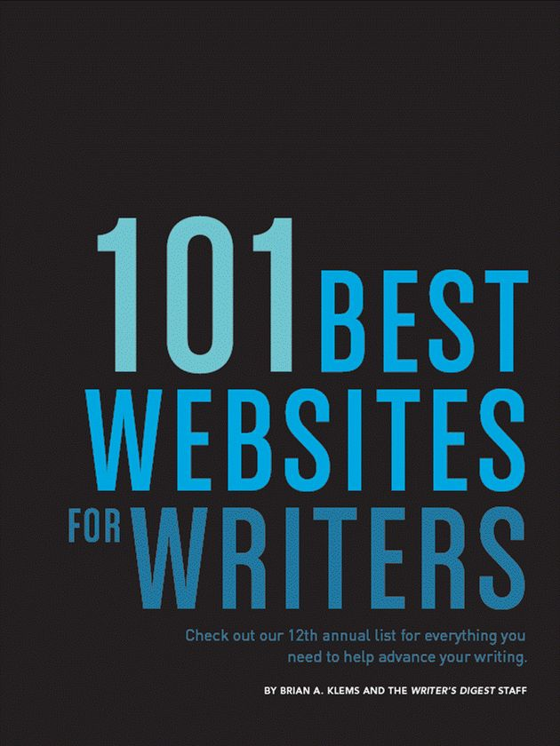 101 Best Websites for Writers (pin now, read later!)