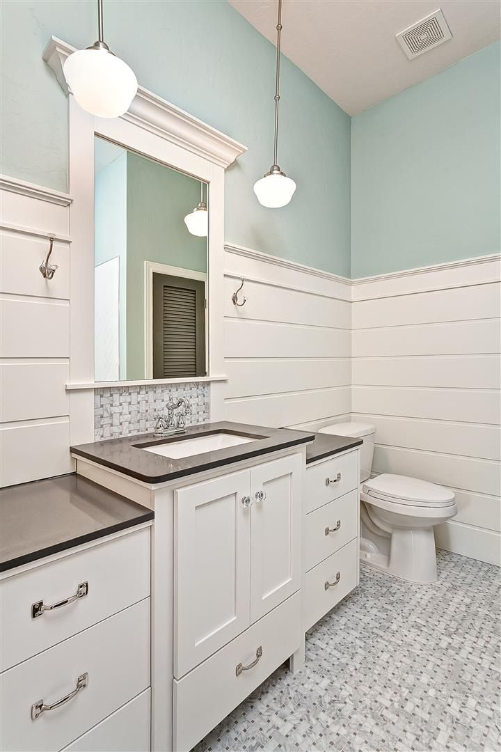 17 Best Ideas About Wainscoting Bathroom On Pinterest