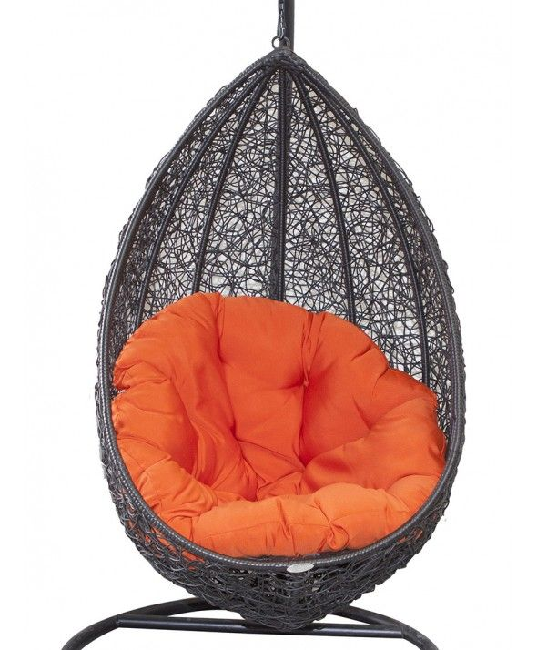 Hanging Egg Chair Buy Black Wicker Egg Chair Low Price