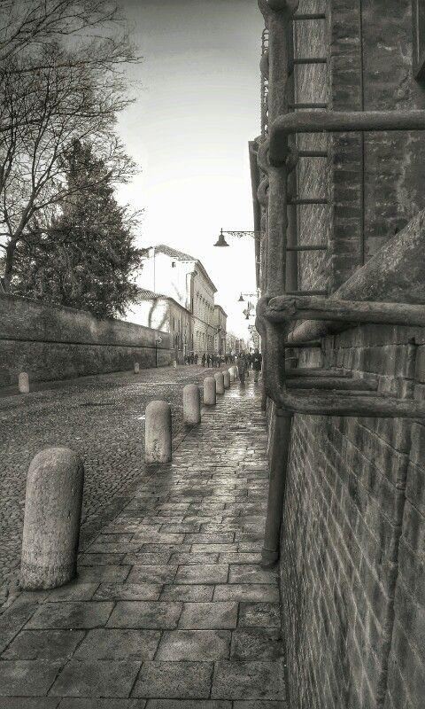 ViaErcoled'Este Ferrara......