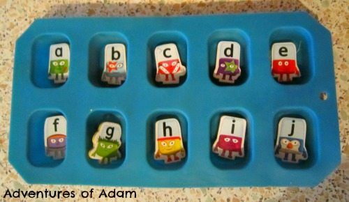 Making Alphablocks Jellies Letters Amp Numbers Party