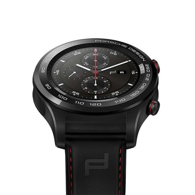 Porsche Design Huawei Smartwatch #watchporn