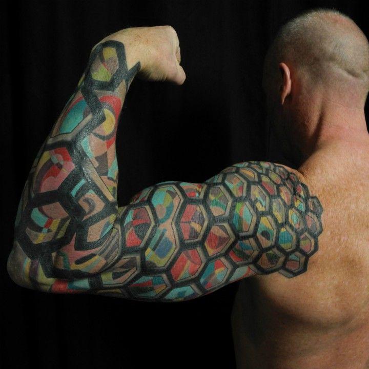 Garnet Tattoo - San Diego Tattoos   Shane Wallin