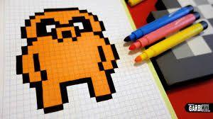 Resultado de imagen para jake el perro pixel art