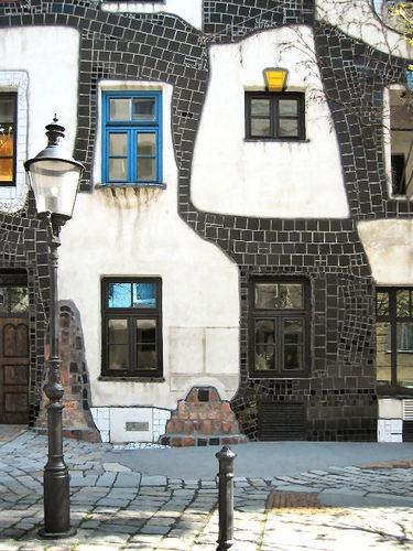 Wien - Hundertwasser House #2