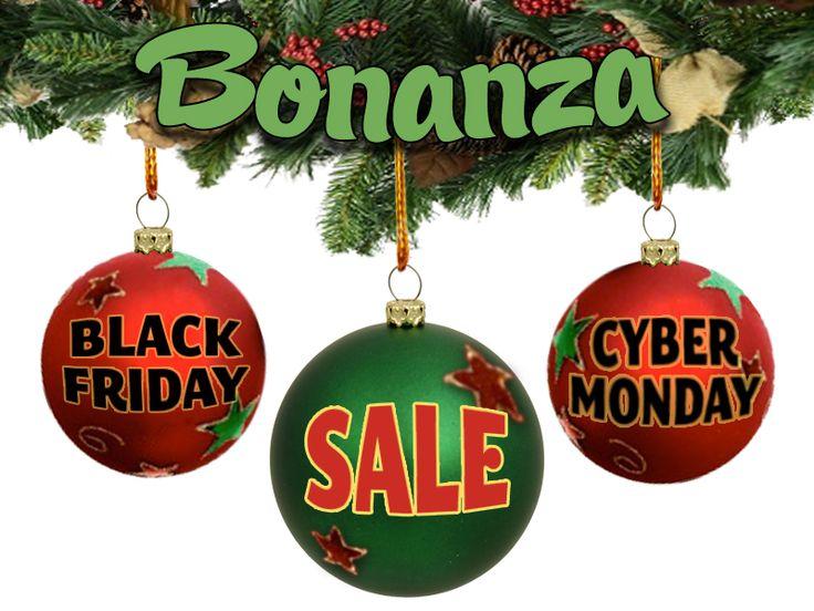 Shop Bonanza.com Participating Booth for Special Bargains!