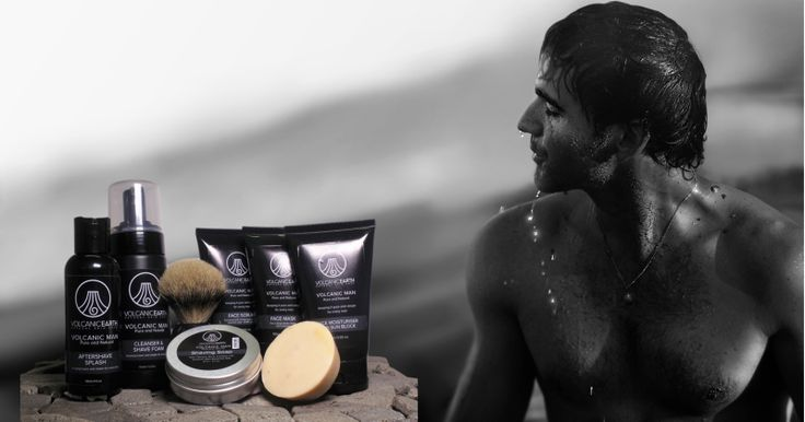 Men's Natural Skin Care