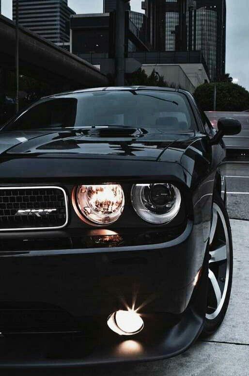 Dodge Challenger Srt Carros Y Cami 243 Nes Pinterest