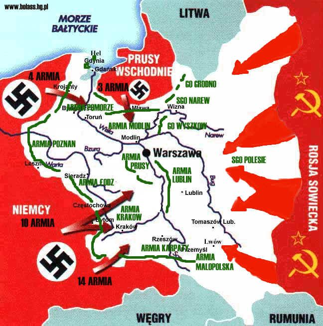 Soviet Occupation of Poland -  YISR  -  ⍋