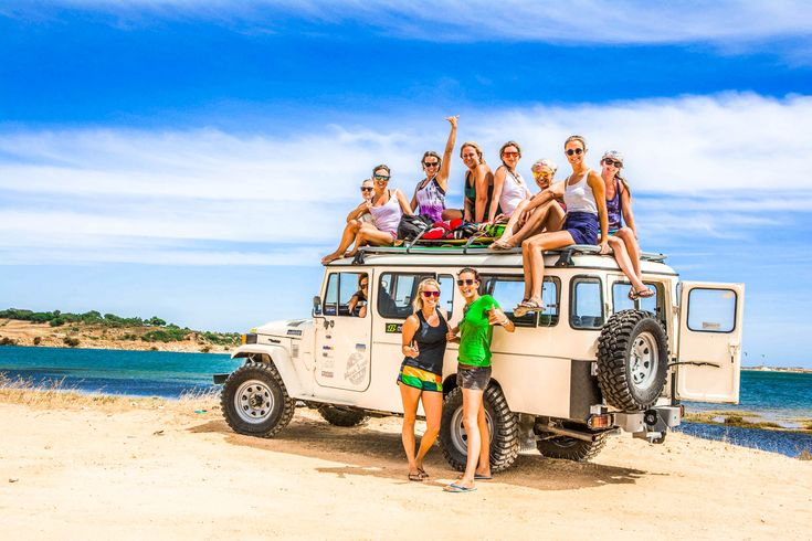 The best activities in the Algarve for groups – sporty