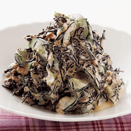 レタスクラブの簡単料理レシピ 手軽な一品「芽ひじきのマヨサラダ」のレシピです。