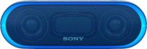Sony - XB20 Portable Bluetooth Speaker - Blue -  But I like it in black.