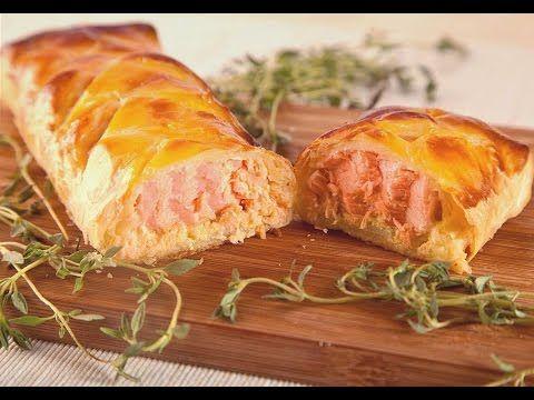 Filetto di Salmone in Crosta al Curry - Gourmant