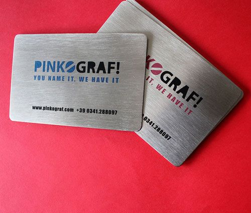 62 best 60 luxurious metal business cards to make a memorable business cards for your inspiration reheart Choice Image