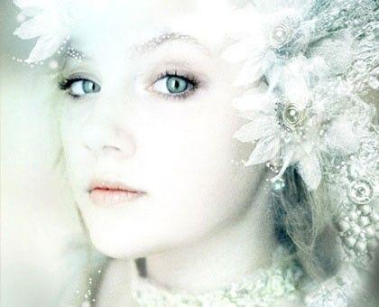 Snow QueenFantasy Winter, Ice Princesses, Art Prints, White, Blue Eye, Beautiful Photography, Snowqueen, Ice Queens, Snow Queens