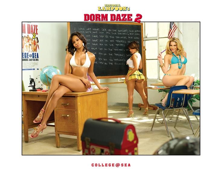 Dorm Daze 2 Wallpaper - Hot Girls