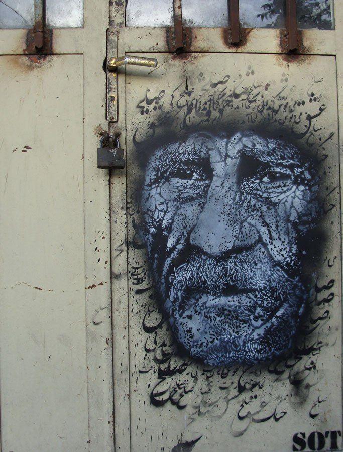 ICY AND SOT www.widewalls.ch/… #graffiti #stencil #street #art #urban #art   – STREET ART