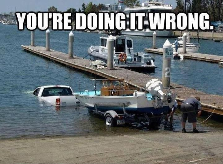 oopsTrucks, Epic Fail, Laugh, Funny Pictures, Boats, Funny Stuff, Wrong, Humor, Funnystuff