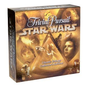 Star Wars Trivial Pursuit Classic Trilogy Collector's Edition: Amazon.co.uk: Toys & Games
