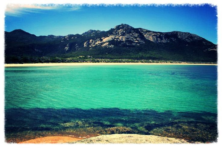 Trousers Point, Flinders Island Tasmania