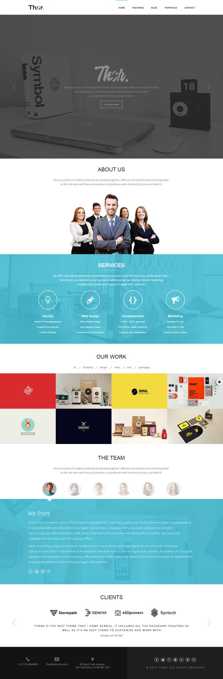 48 best Responsive Web Design images on Pinterest | Website designs ...