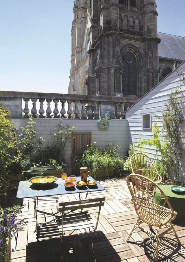 Appartement à Bordeaux avec terrasse - Côté Maison