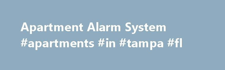 Apartment Alarm System #apartments #in #tampa #fl http://apartment.remmont.com/apartment-alarm-system-apartments-in-tampa-fl/  #apartment security systems # Brickhouse Security provides a wide range of wireless home alarm systems to meet your needs and your community's restrictions. Wireless home alarm systems are often equipped with high-grade motion sensors to detect the presence of intruders sooner. The warning system consists of either an audible alarm, light activation or a combination…