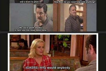 funny ron swanson quotes part 2