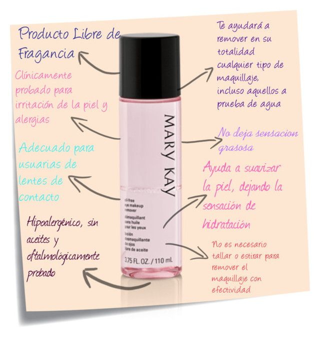 """desmaquillante"" by leonnavic on Polyvore featuring Belleza, Post-It, Mary Kay y Marykay"