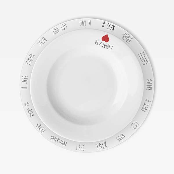 Tantalizing Talking Plates & 97 best Dinner Plates images on Pinterest | Dishes Dinnerware and ...