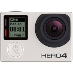 GoPro HERO4 | Give him the ultimate way to capture your family's little moments.