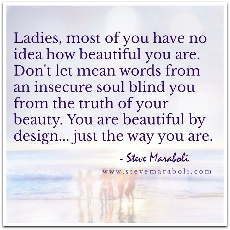 True Beauty Quotes For Women