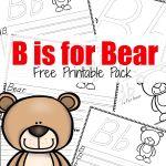ABC Printables for ME! -