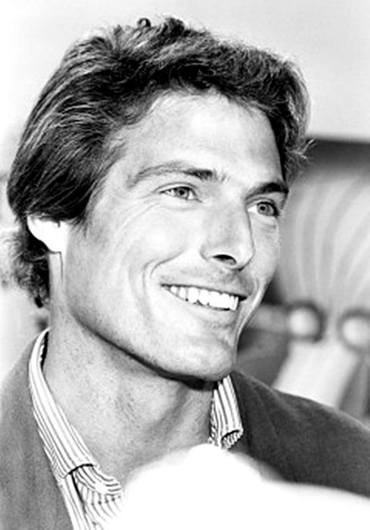 christopher reeve 1995