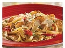 TGI Friday's Cajun Chicken and Pasta