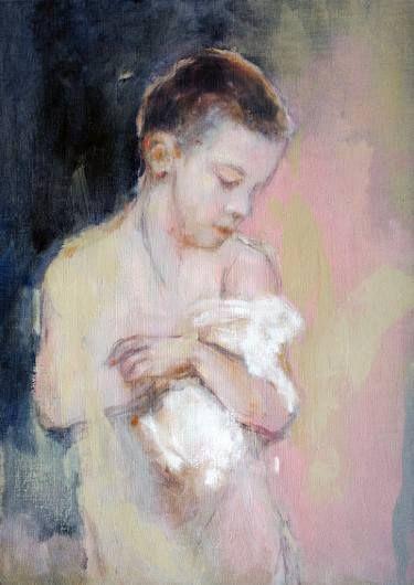 "Saatchi Art Artist Fernanda Cataldo; Painting, ""An old classic"" #art"