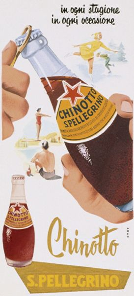 For any occasion and for all the seasons: Chinotto! #sanpellegrinofruitbeverages #chinotto #throwbackthursday #brown
