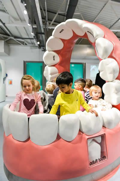 Eureka! The National Children's Museum - Attractions - halifax - Welcome To Yorkshire